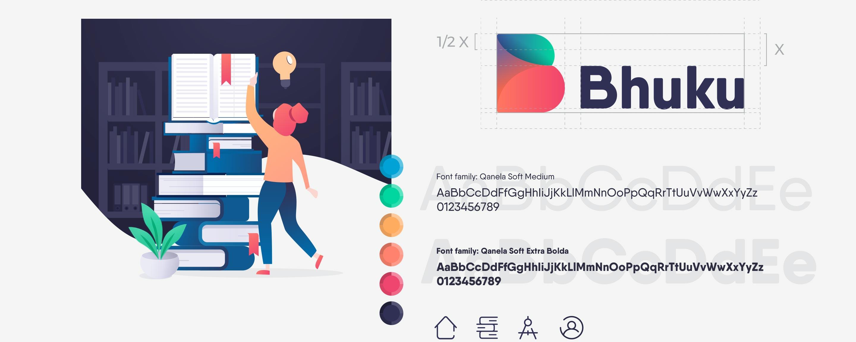 Bhuku Brand ID